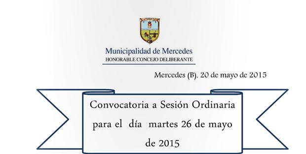 Concejo Deliberante: conocé el orden del día que debatirán los ediles
