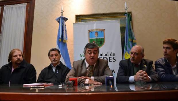 Arizio y Selva anunciaron nueva carrera universitaria completa de la UNLu en  Mercedes