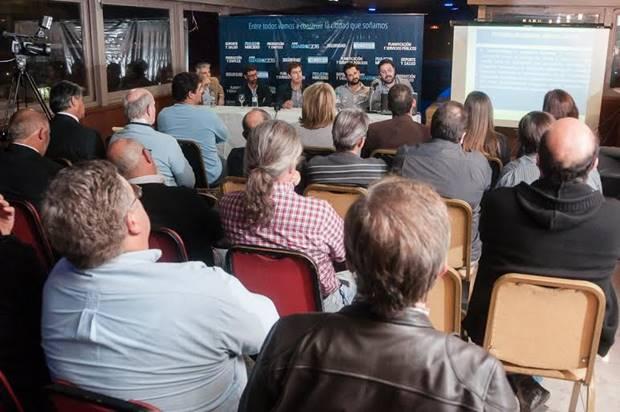 «Seguridad ciudadana» como un eje del foro de planificación del Frente Mercedino