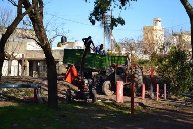 """""""Recuperando potreros"""" sigue recorriendo barrios"""