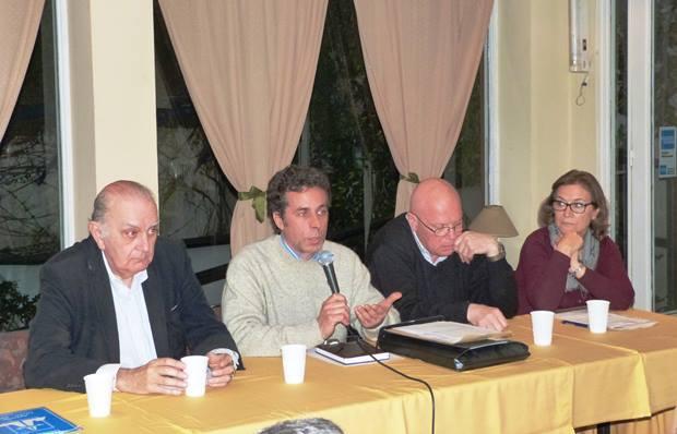 Mercedes en encuentro de debate por las rutas regionales impulsado por UDUV en Chivilcoy