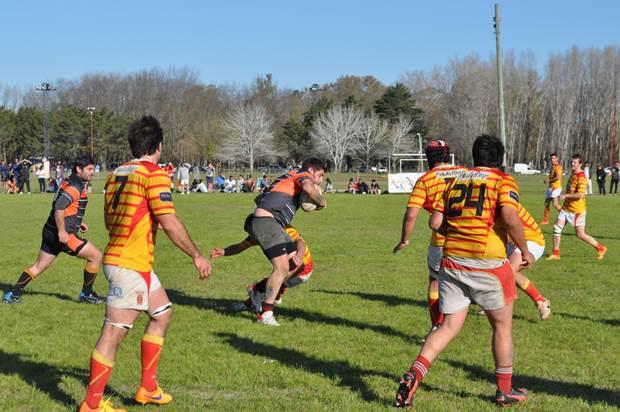 Rugby: Mercedes ganó, sigue arriba y amplía diferencia