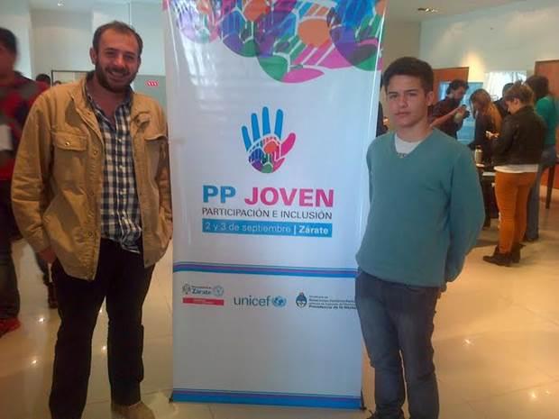 Pisano: «La participación de los jóvenes es central en nuestra propuesta de gobierno»