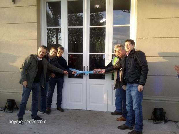 La Trocha inaugurada con traspaso del predio a la Municipalidad