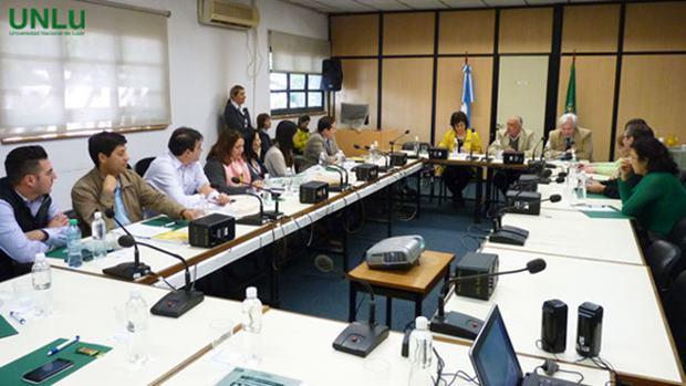 Importante intercambio de universidades Latinoamericanas en UNLu