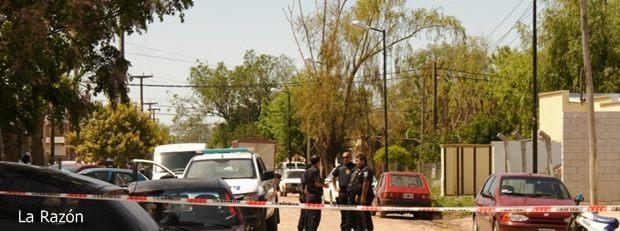 Se entregó en Mercedes joven buscado por la policía chivilcoyana