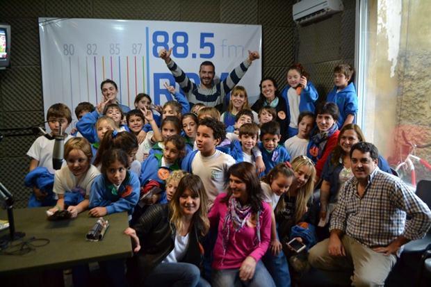 Tres años de la Radio Pública Mercedes, algo para celebrar todos