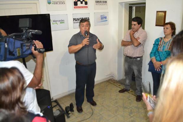 Radio Pública Mercedes celebró, al aire, sus 3 años de vida