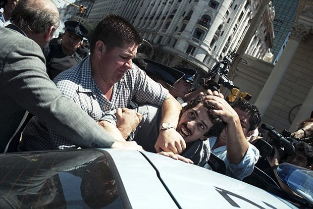 De Pedro declaró en juicio por represión de 2001 y reafirmó que hubo picanas y torturas