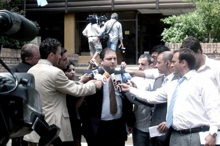 Allanamientos y apartan al fiscal Bidone por el caso D´Alessio