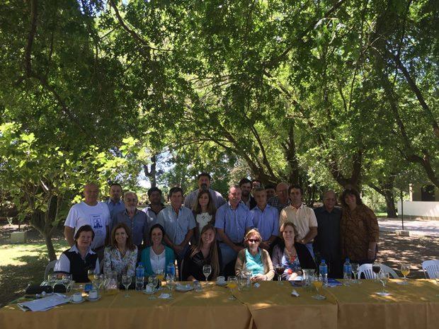 Se reunieron representantes de la Agenciad de Seguridad Vial y la UDUV en Mercedes