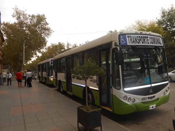 Presentan unidades que realizarán recorridos de transporte público