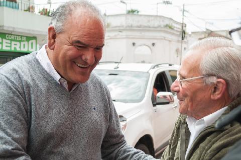 El ex – diputado bonaerense Juan Carlos Juárez fue nombrado Director del IPS