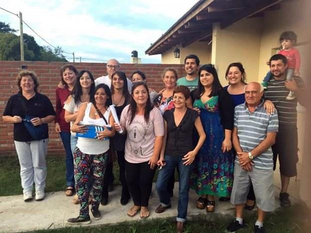 Rodriguez Rastelli es la flamante presidente del Barrio Favaloro