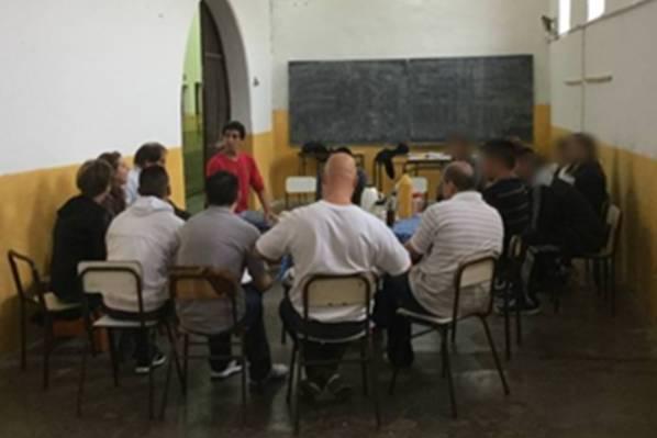 Fundación Shakespeare Argentina presente en la Unidad Nº 5