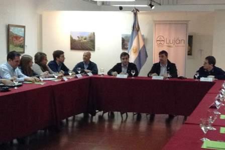 Nueva reunión de Intendentes de la Cuenca del Río Luján