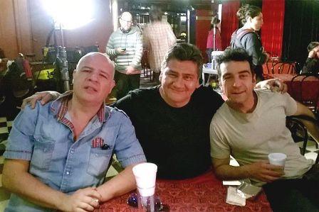 Se estrena la película filmada en Chile con Fabián Morales