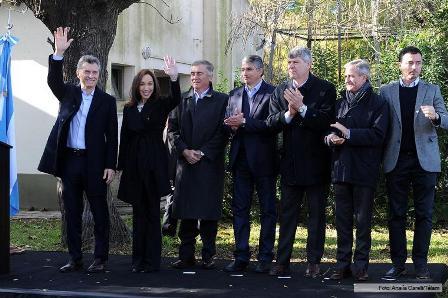 Macri y Vidal anunciaron Plan Federal de Internet