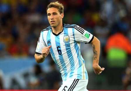 Lucas Biglia se pierde la Copa América