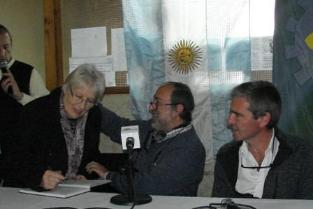 Flora Balsategui asumió como Secretaria General de los Municipales