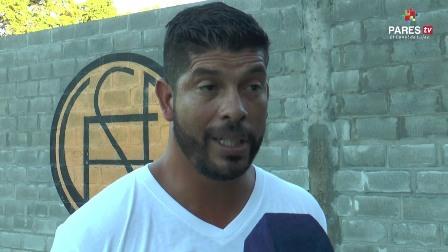 """Sergio Gómez: """"Había que faltarle el respeto a los grandes"""""""