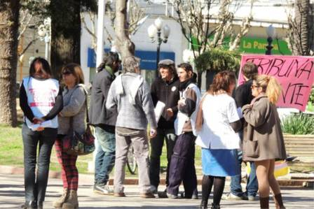 Convocan a paro docente con caravana en La Plata