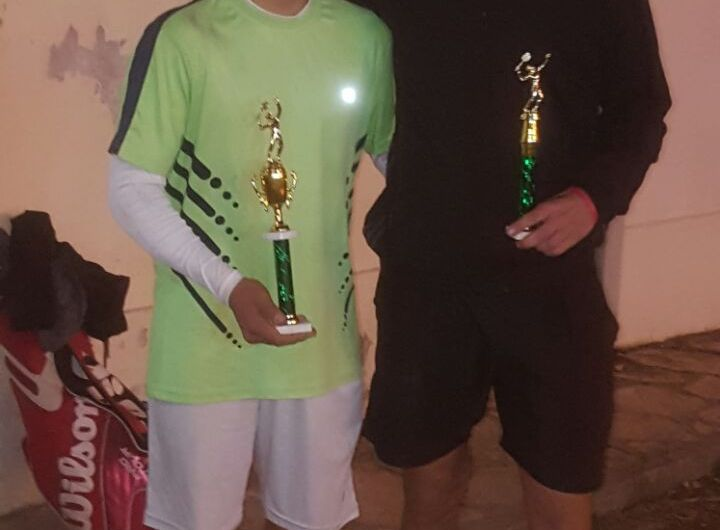 Thiago Pernas, campeón Nacional Grado 3