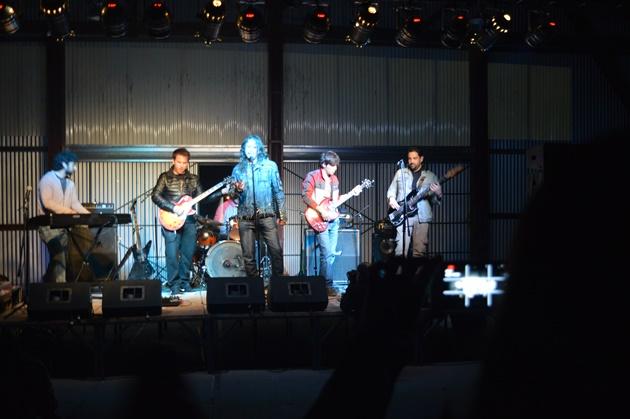 Las bandas locales brillaron en «Rock para los Niños» en el C.C La Trocha