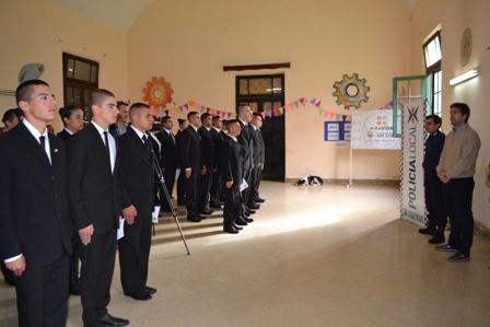 Cadetes de la Policía Local recibieron certificados por capacitación en RCP