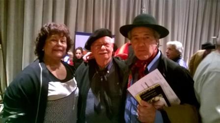 Tito Sanguinetti distinguido por la Academia de Folklore