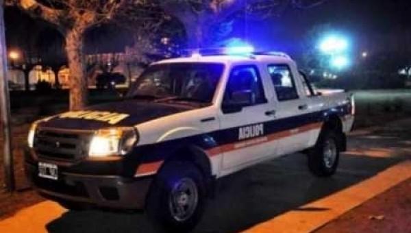 Un chico de 13 años fue embestido por un auto
