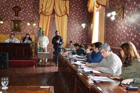 Concejales aprobaron extender la eximición de tasas municipales para la empresa Agrale