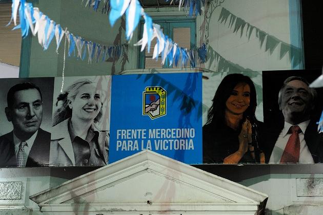El Frente Mercedino se movilizará al homenaje a Néstor Kirchner
