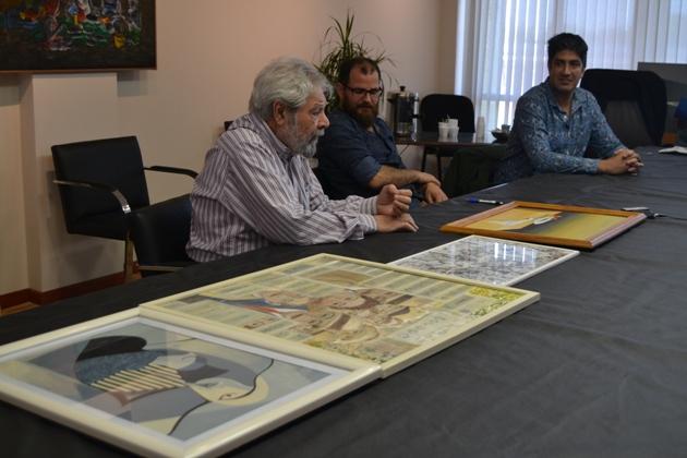 Salón de Pintura de Abogados: Del 13 al 17 de noviembre se reciben las obras