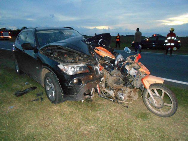 Muere joven de 17 años en accidente en Ruta 5