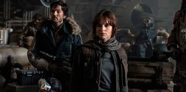 Cine: Estreno simultáneo de la última Star Wars