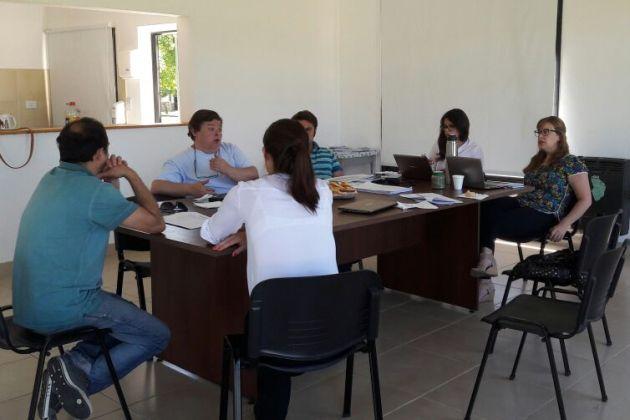 Trabajo conjunto entre Municipio, Provincia y SIP