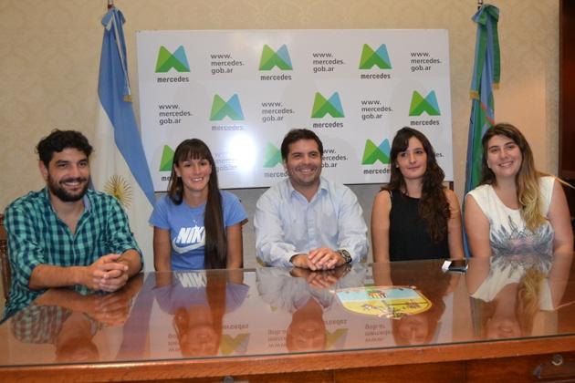"""Propuestas culturales y deportivas para """"VivirMercedes"""" Verano 2017"""