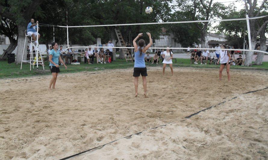 Mariana Saboredo se refirió a las actividades del verano