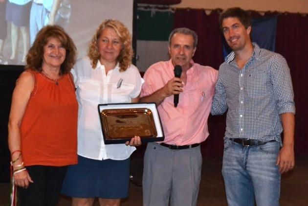 La Sociedad Italiana festejó sus 145 años en la ciudad