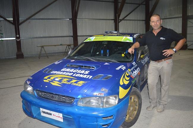 Teté Apesteguía: Un sueño en el Rally Federal y una nueva cena solidaria en La Trocha