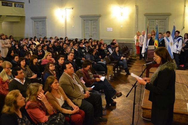 El Colegio Nacional festeja sus 111 años