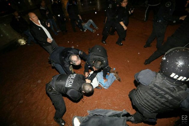 Opinion: Repudio a la Represión Docente