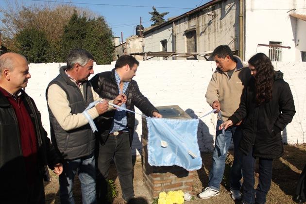 Nombran Sargento Ayudante Eusebio Aguilar a un complejo de viviendas
