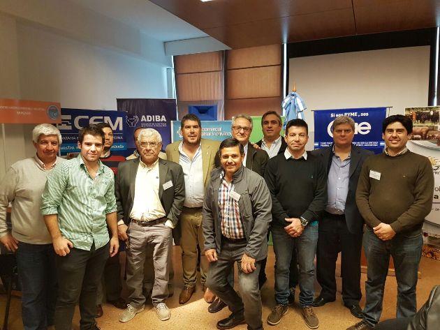La Cámara Económica Mercedina participó de la Ronda de Negocios del corredor RN 5
