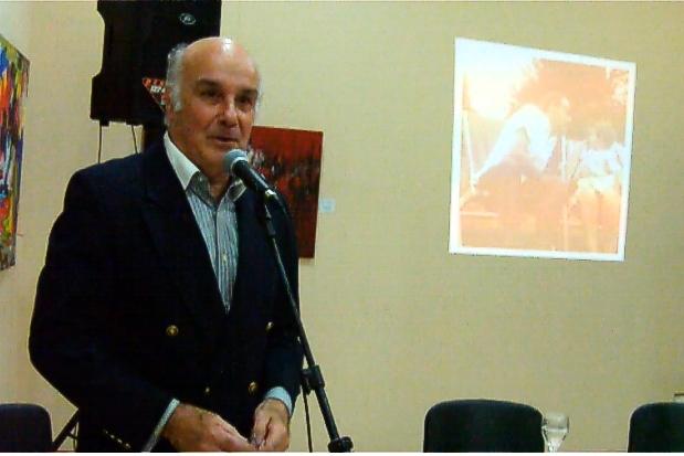 Homenaje a Enrique Rapela en el Museo de Arte «Municipalidad de Mercedes»
