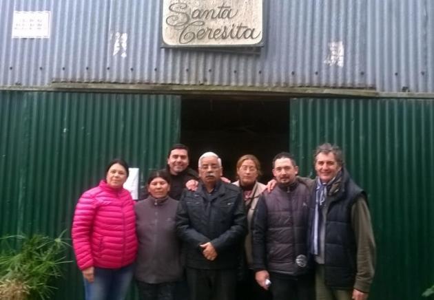 Nueva Comisión Directiva en la Sociedad de Fomento del Santa Teresita