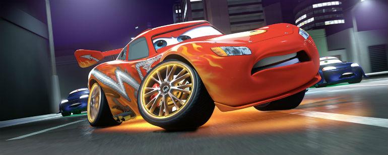 Estreno de Cars 3 en el Cine Mercedes