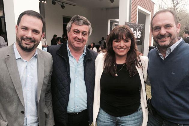 Referente locales de 1 País analizaron panorama electoral de cara a octubre