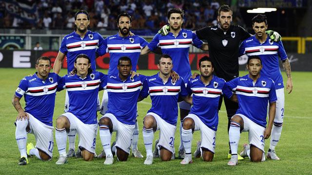 La Sampdoria de Silvestre inició la temporada con un triunfo